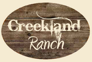 Creekland Ranch Heading
